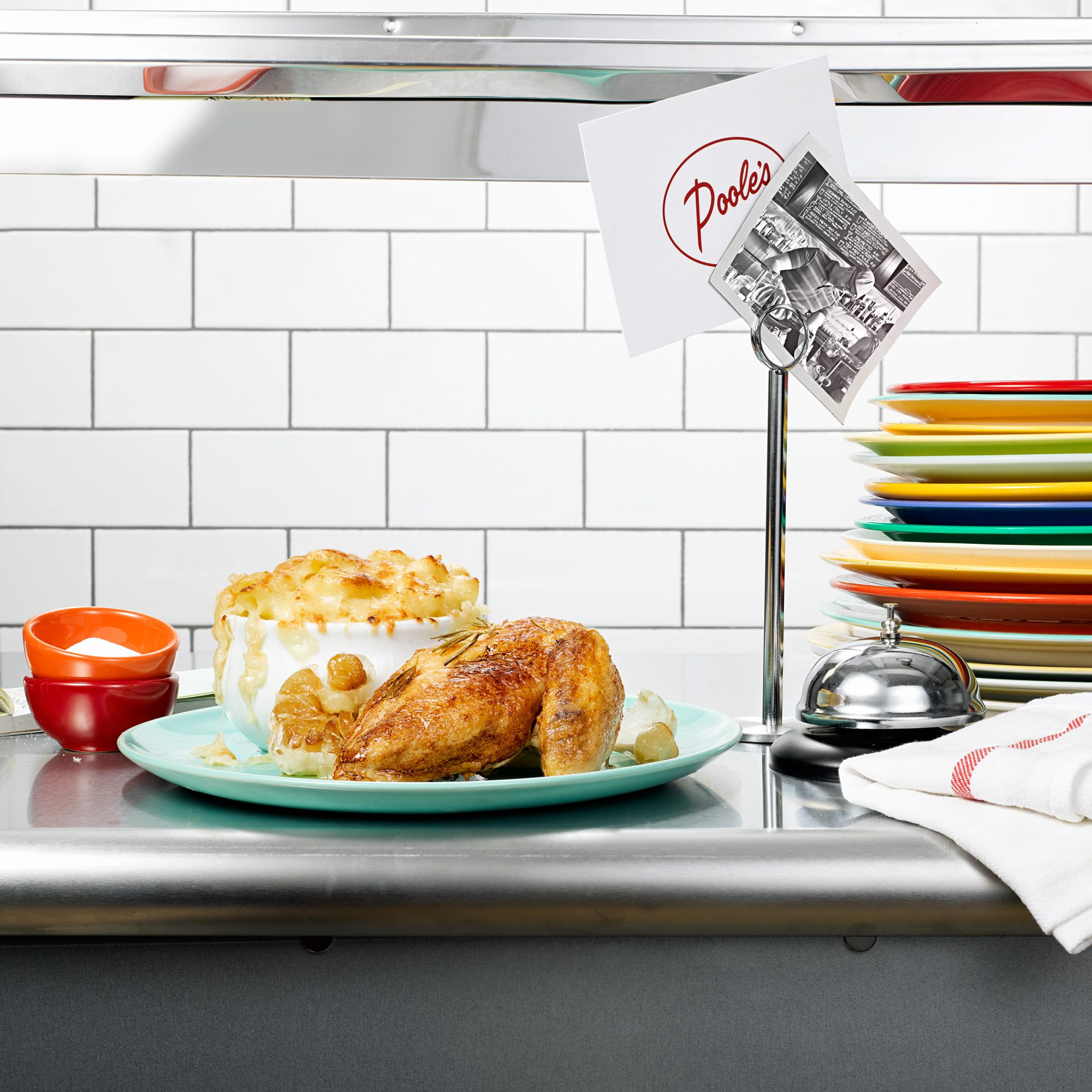 Cast-Iron Roast Chicken with Garlic and Herbs