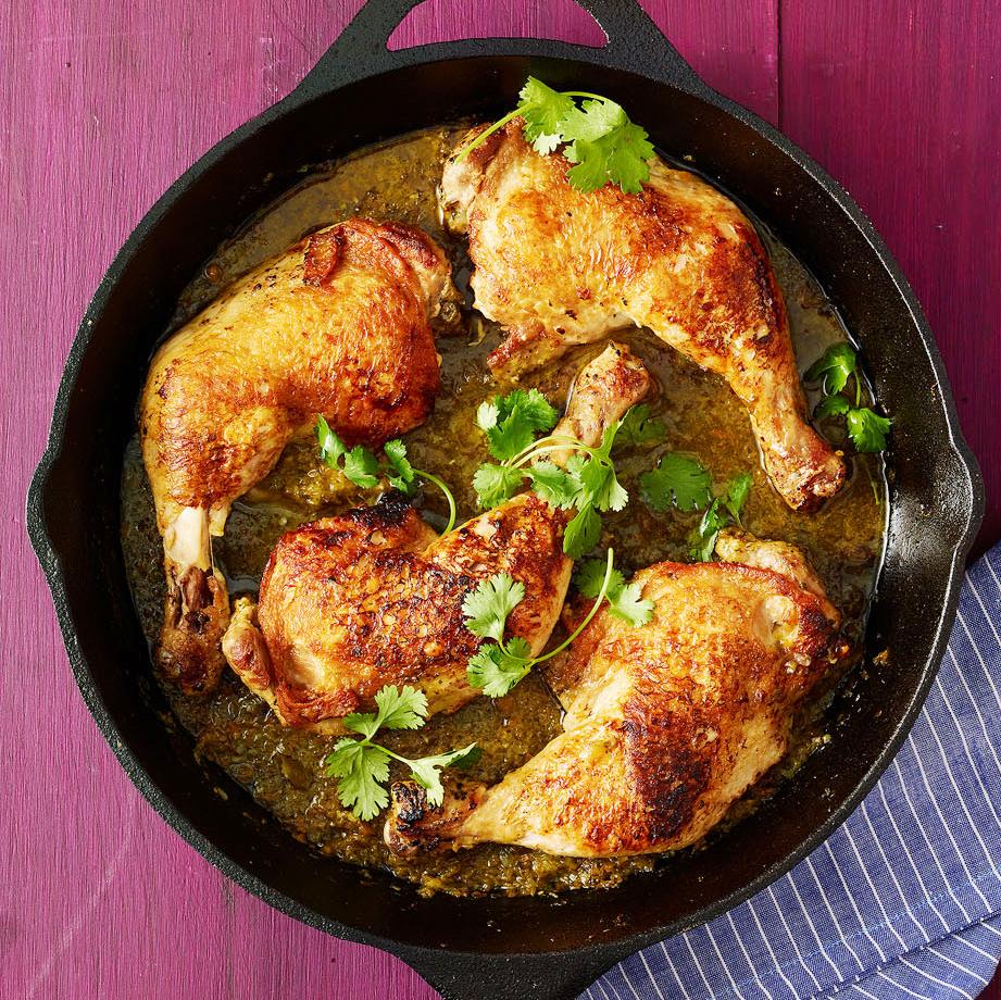 Chicken Sofrito Skillet
