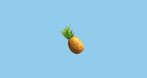 pineapple_1f34d