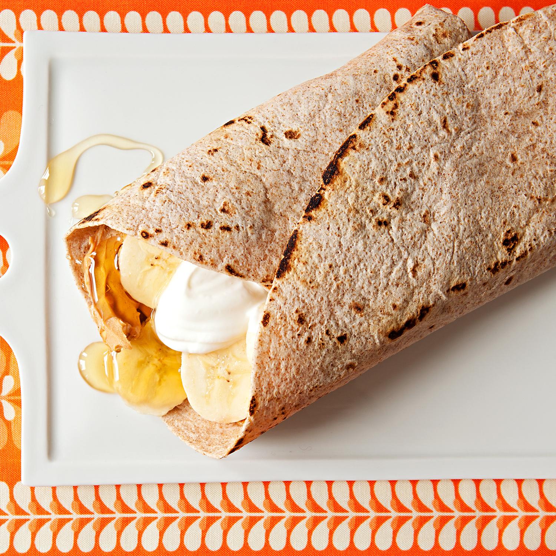 PB&B Burrito