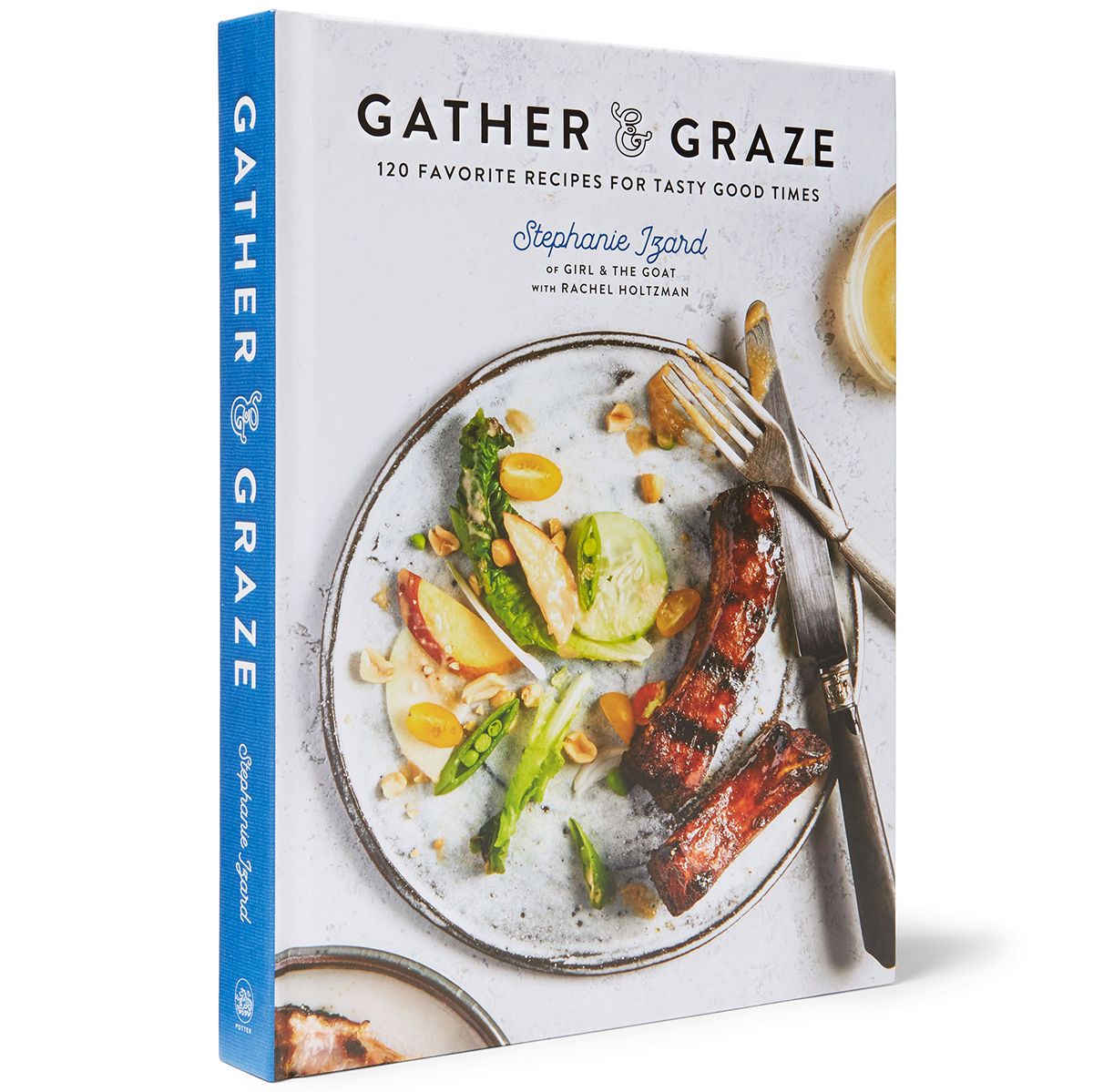 gather and graze cook book