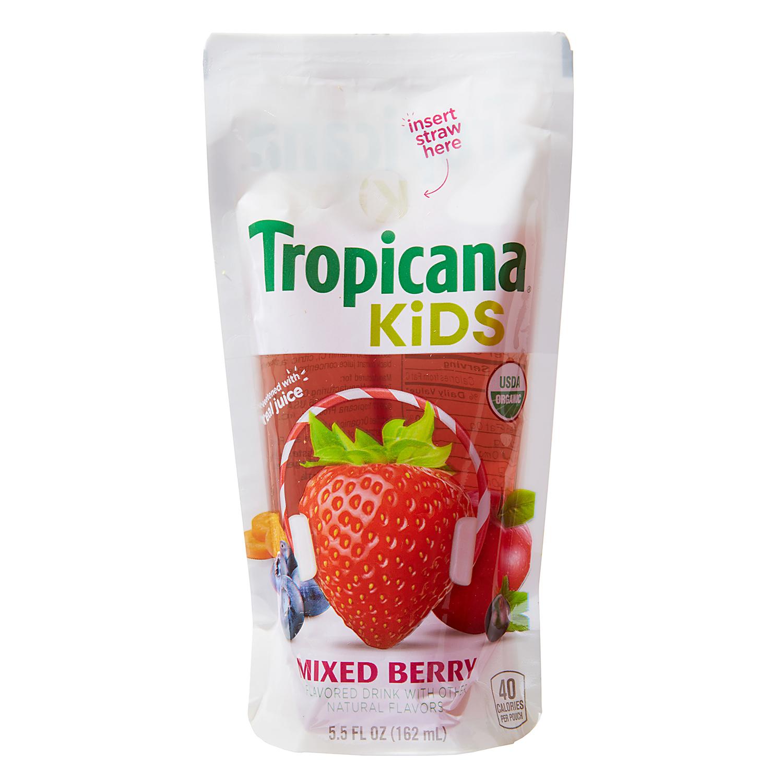 Tropicana Kids Mixed Berry