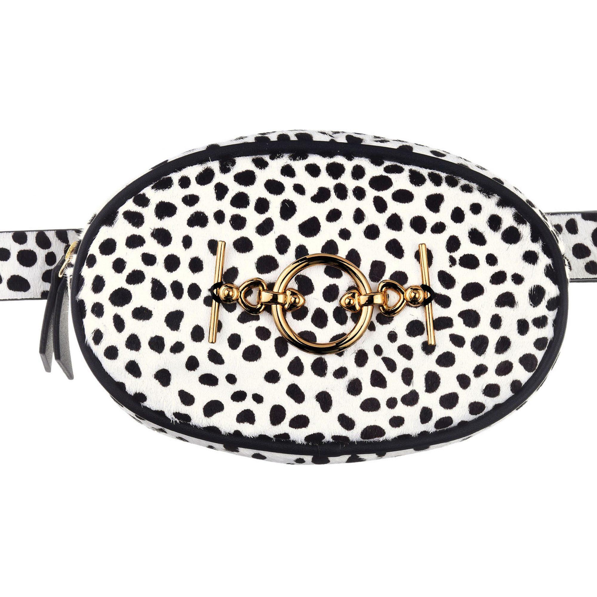 fanny pack topshop leopard purse belt