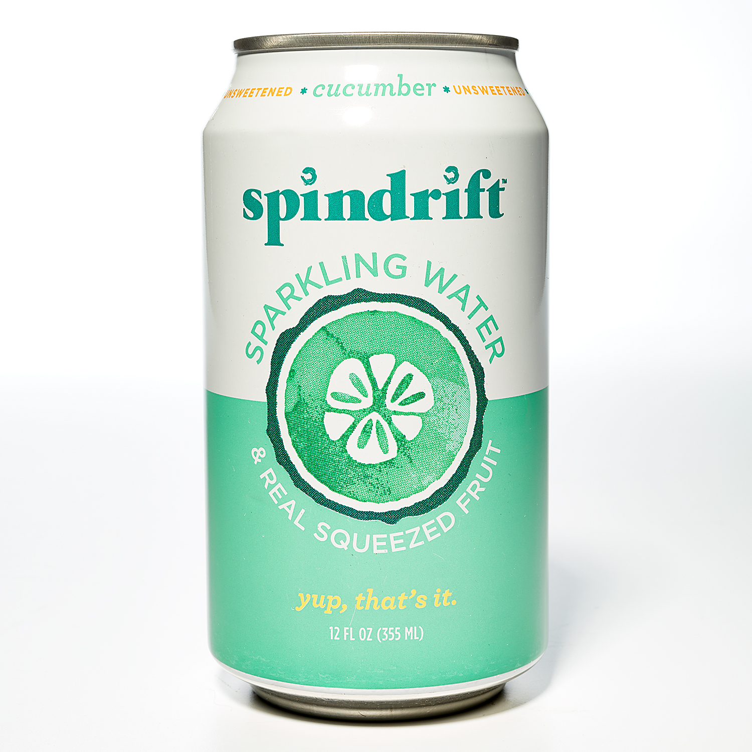 spindrift Sparkling Water Can