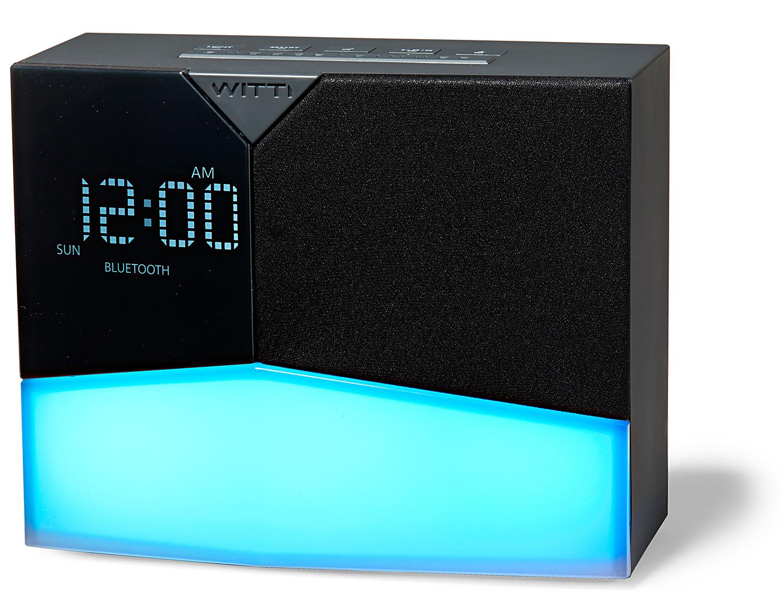 WITTI Design Beddi Glow alarm clock