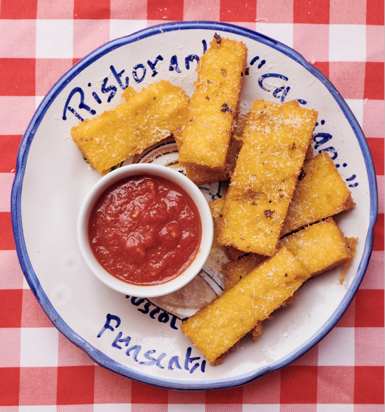 polenta-fingers-with-pizza-sauce