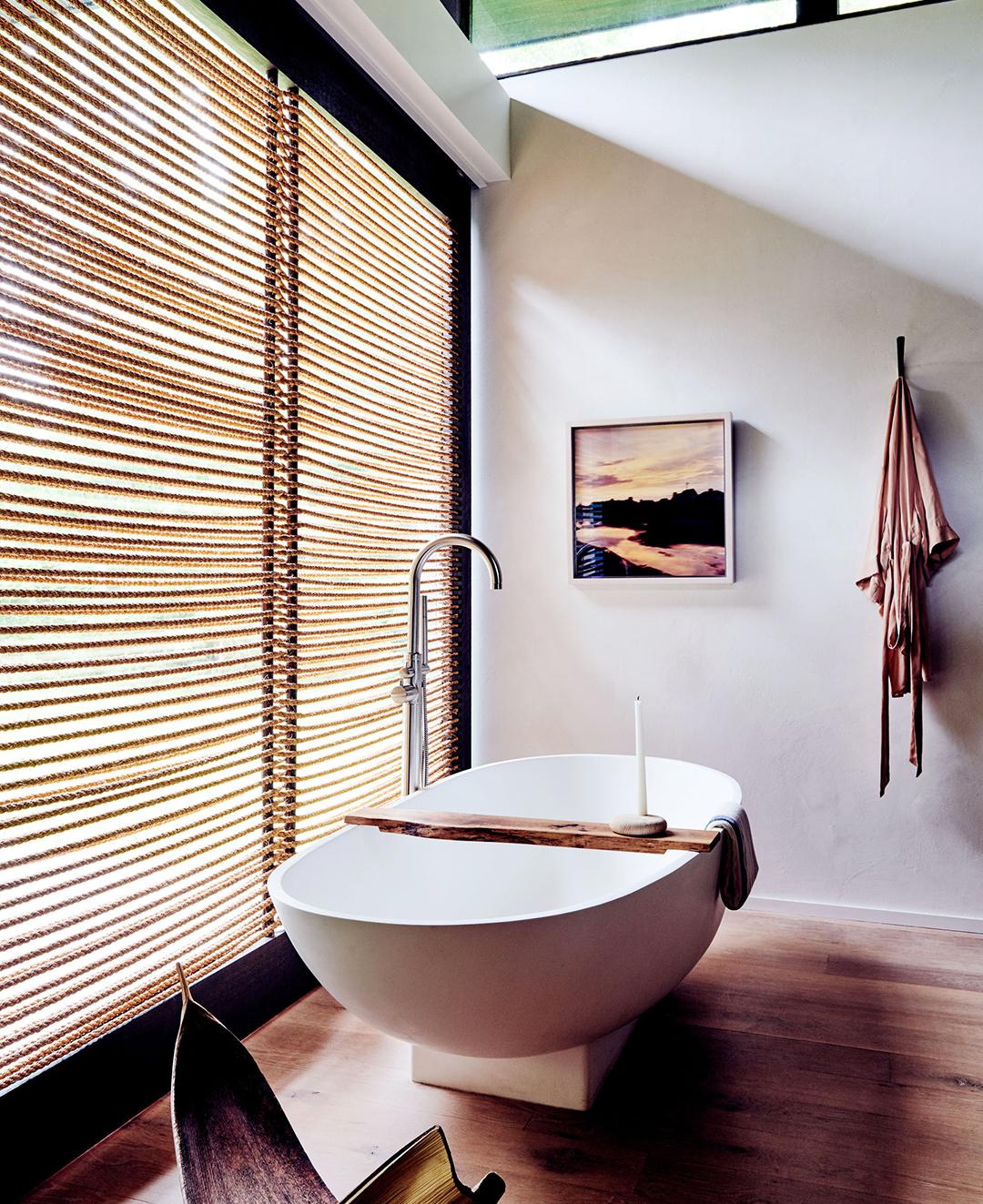 modern bath blinds