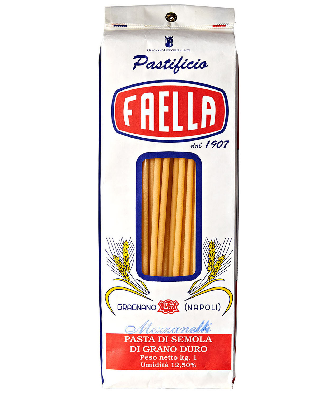 package of faella pasta