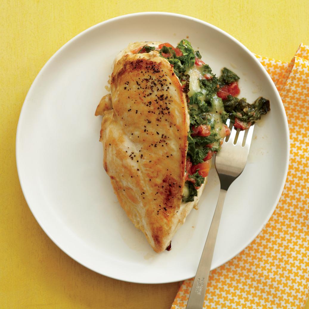 italian flag chicken