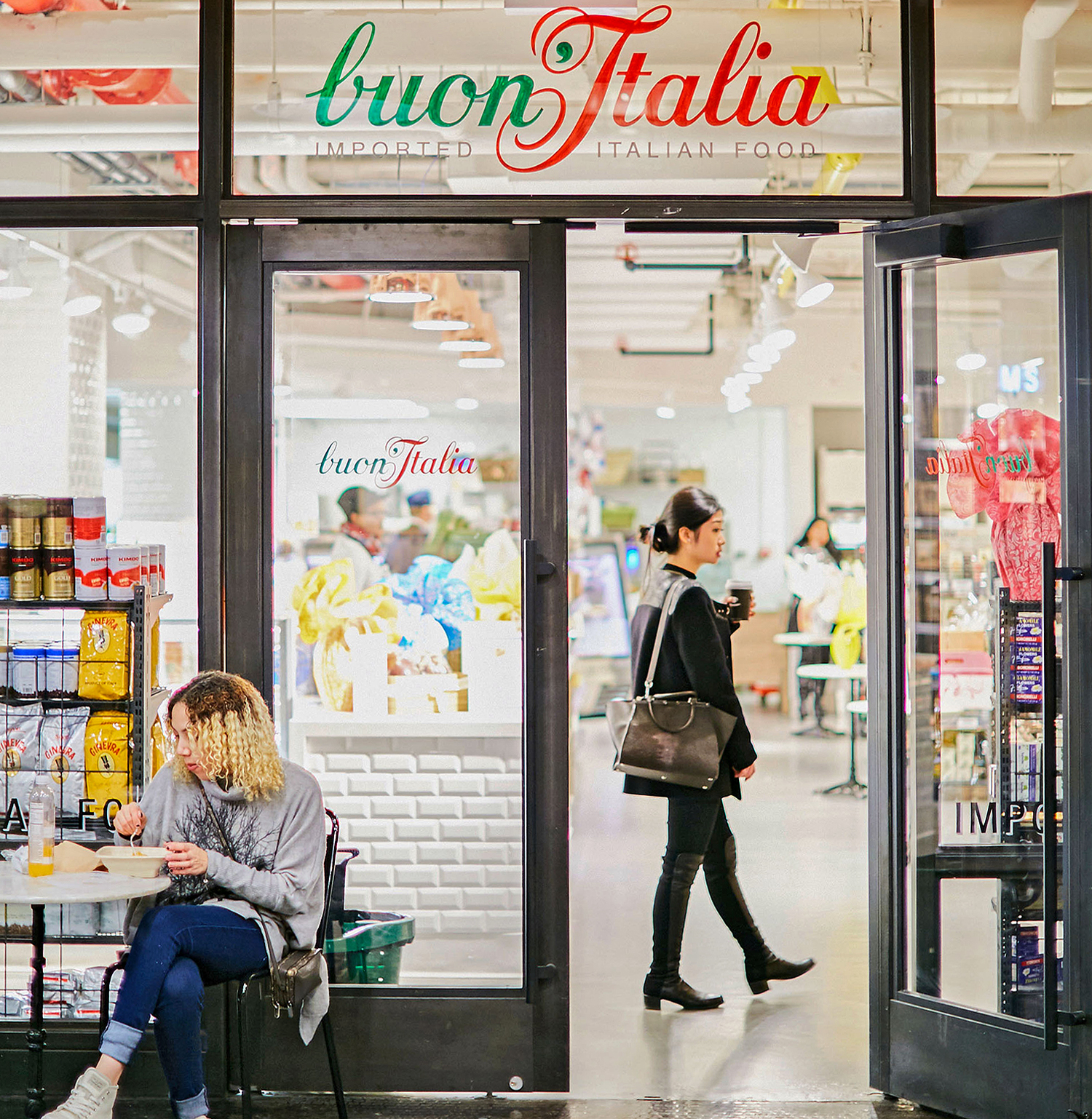 buon'italia imported food grocery store