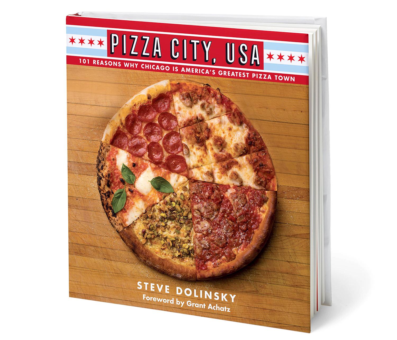 pizza city, usa book by steve dolinsky
