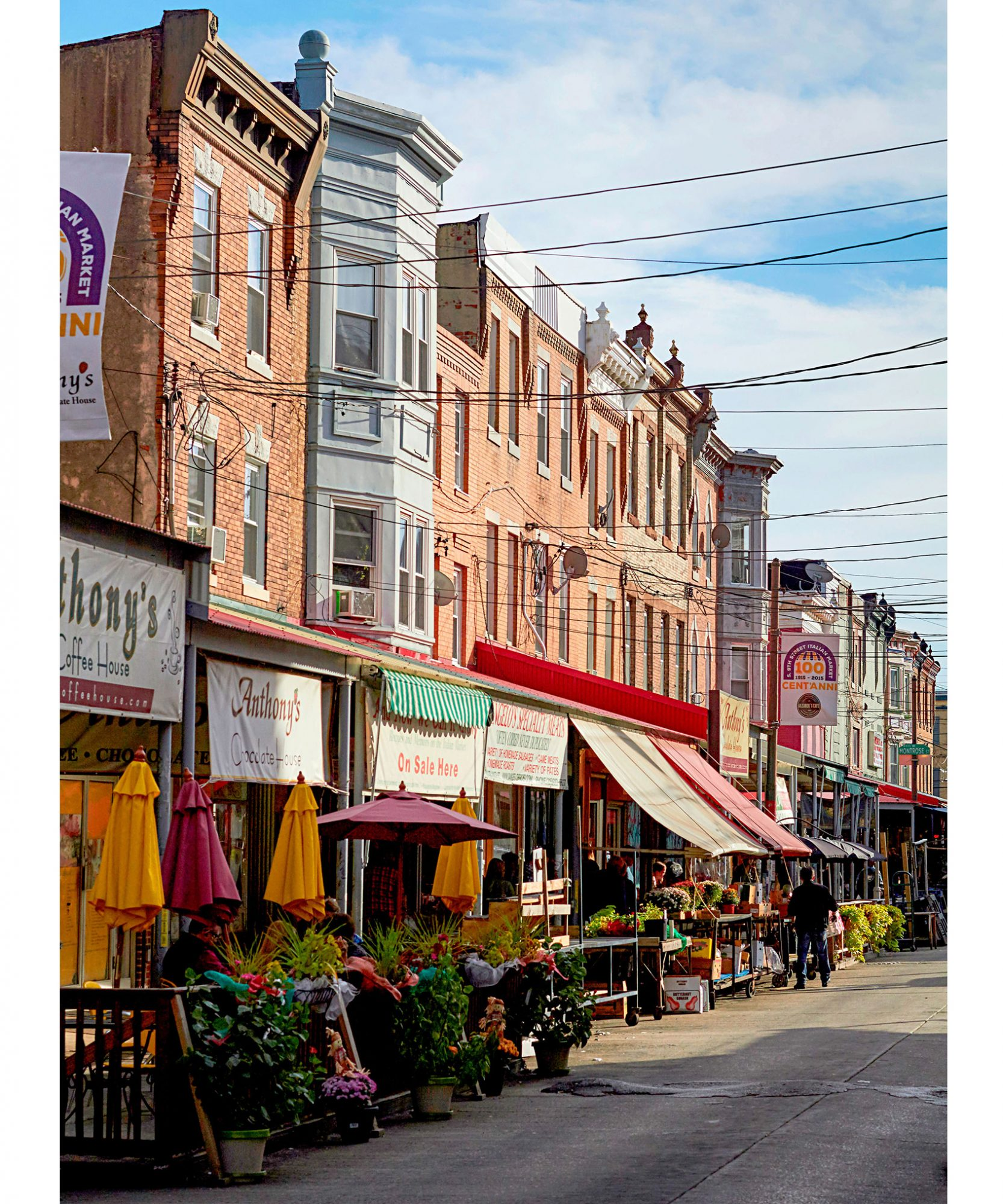 9th street italian market philadelphia