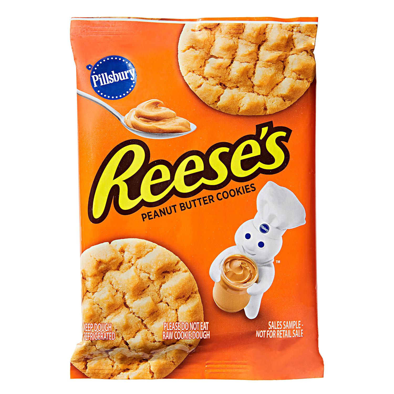 Pillsbury Reeses peanut butter cookies