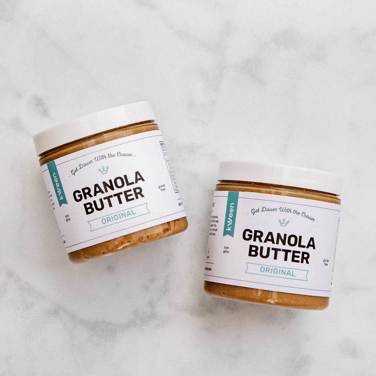kween and co granola butter