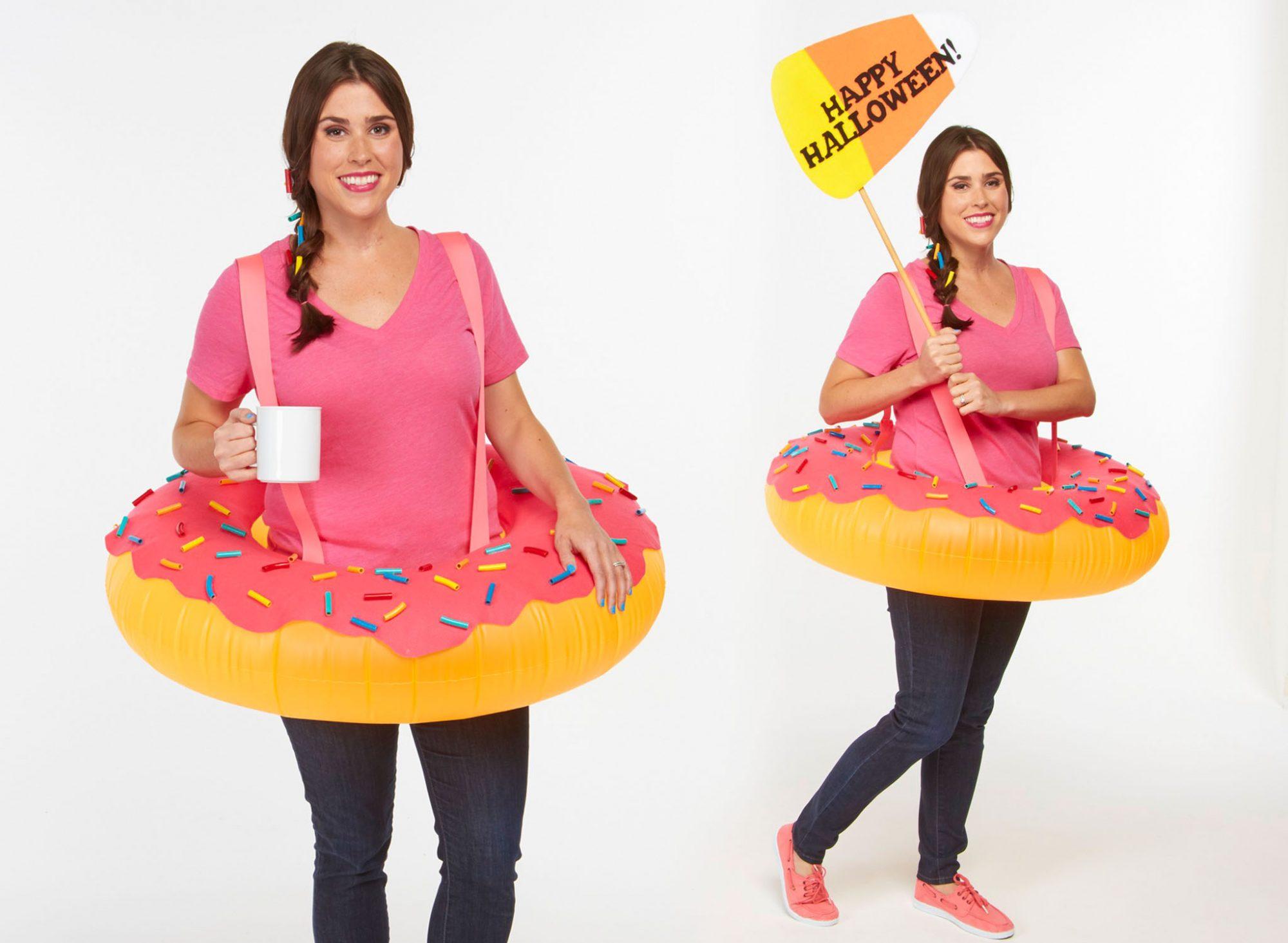 doughnut halloween costume