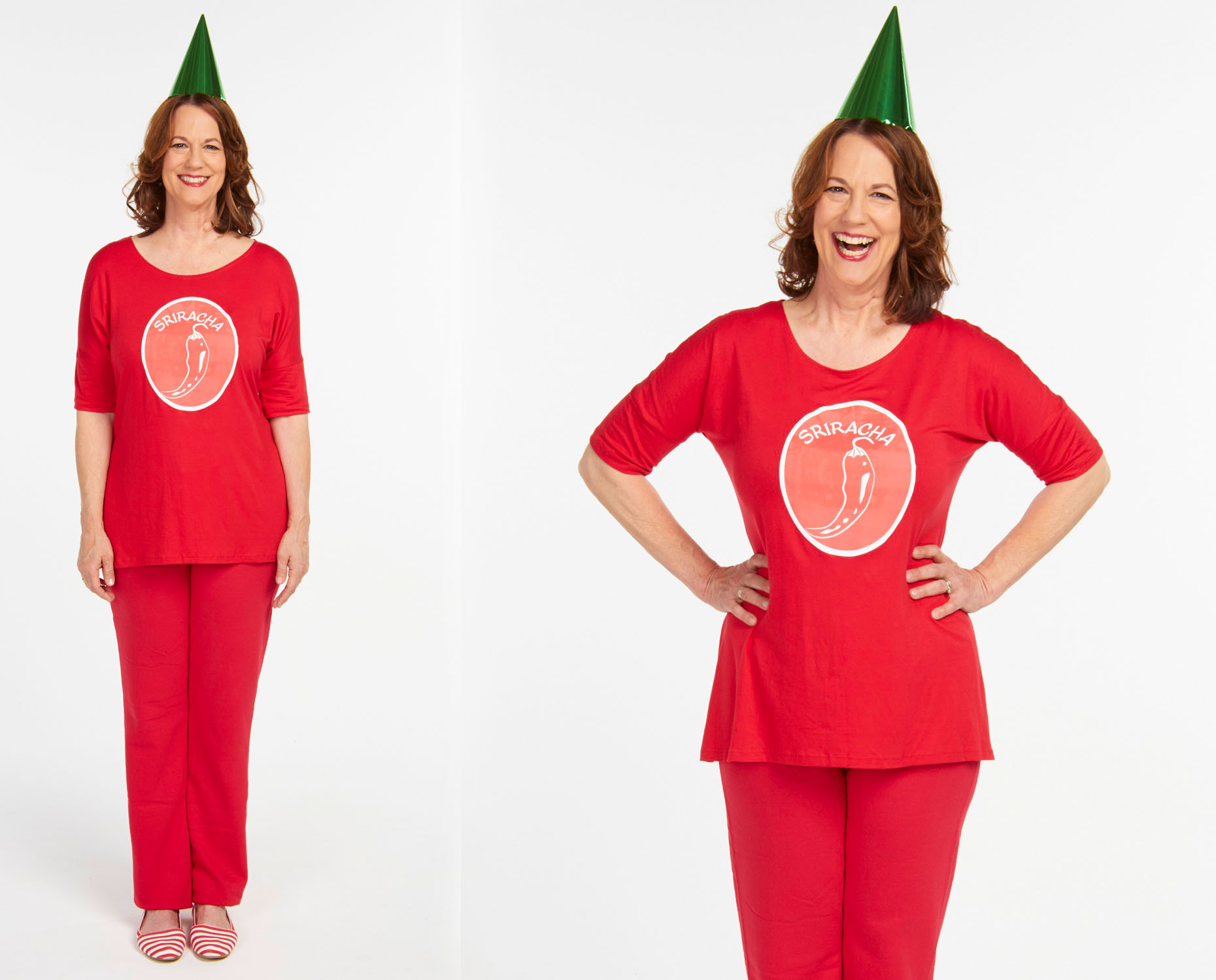 Sriracha halloween costume