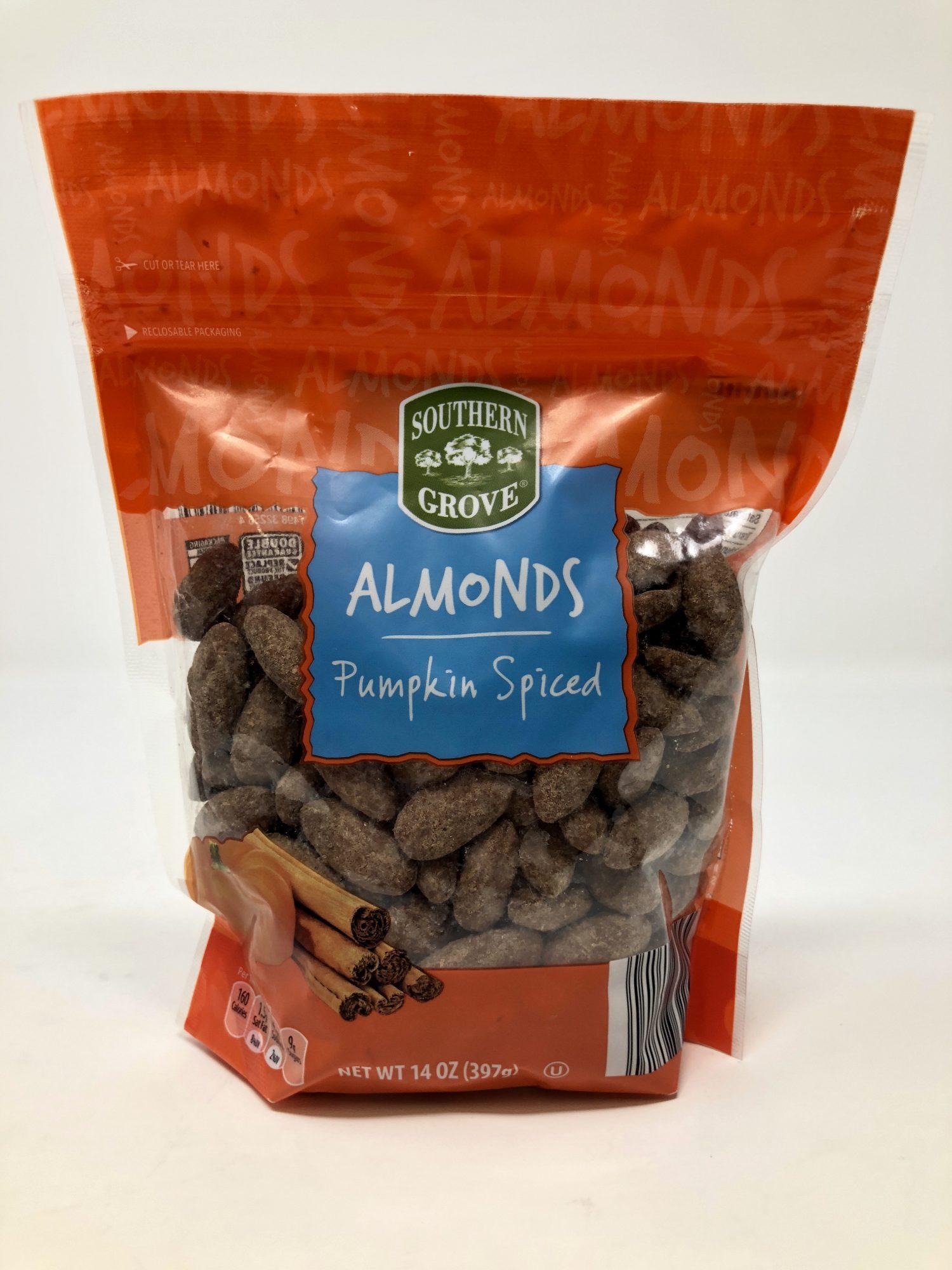 Southern Grove Pumpkin Spiced Almonds[1]