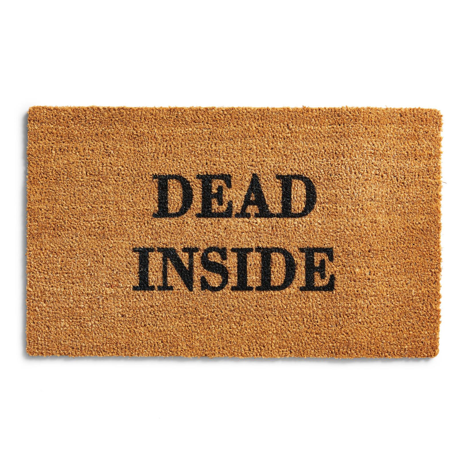 dead inside doormat