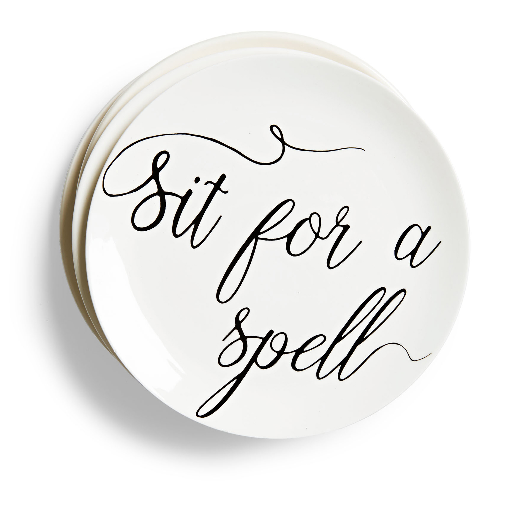 witchy word plates