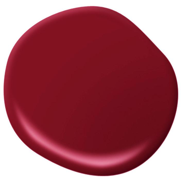 berhs dark crimson paint color