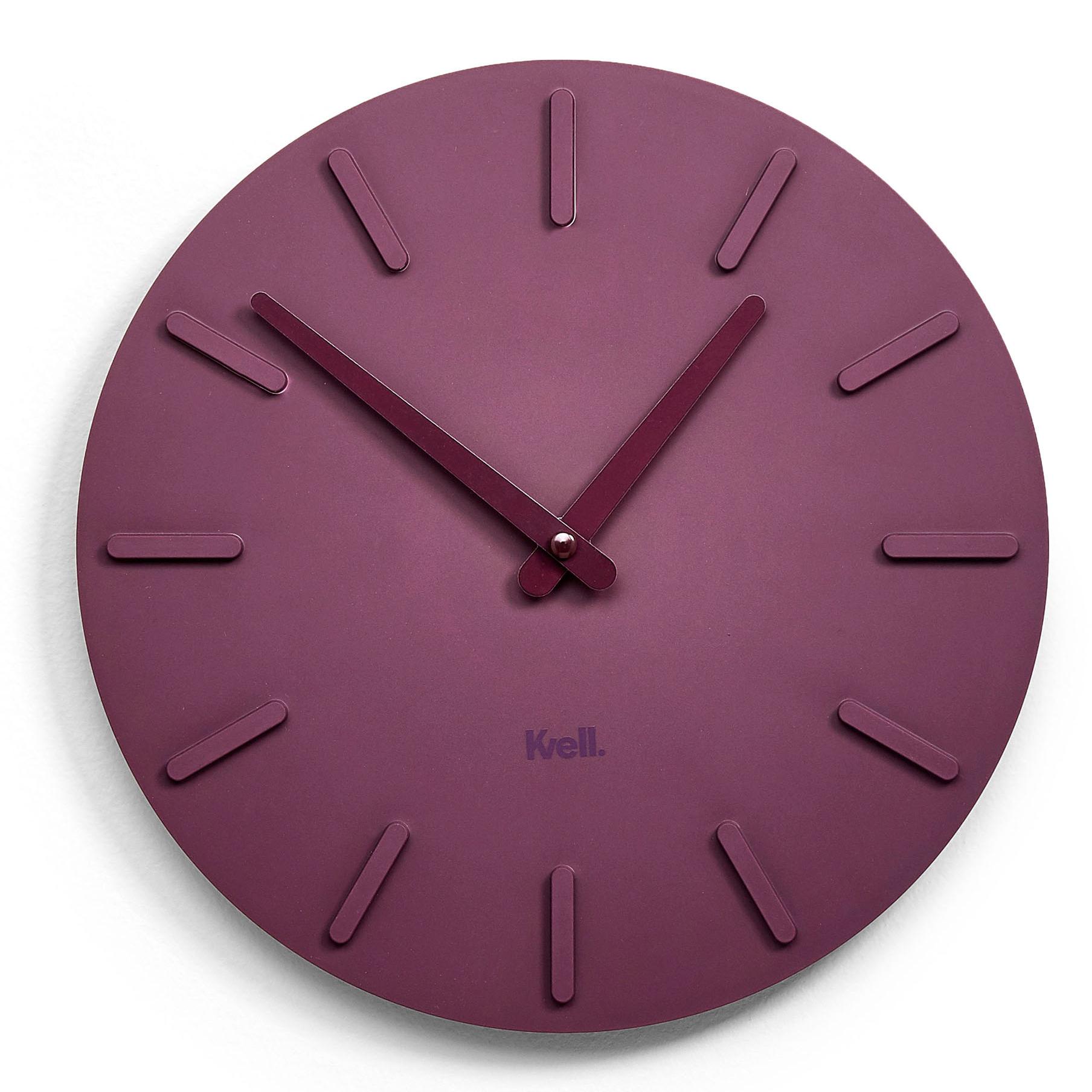 monochromatic kvell pop clock