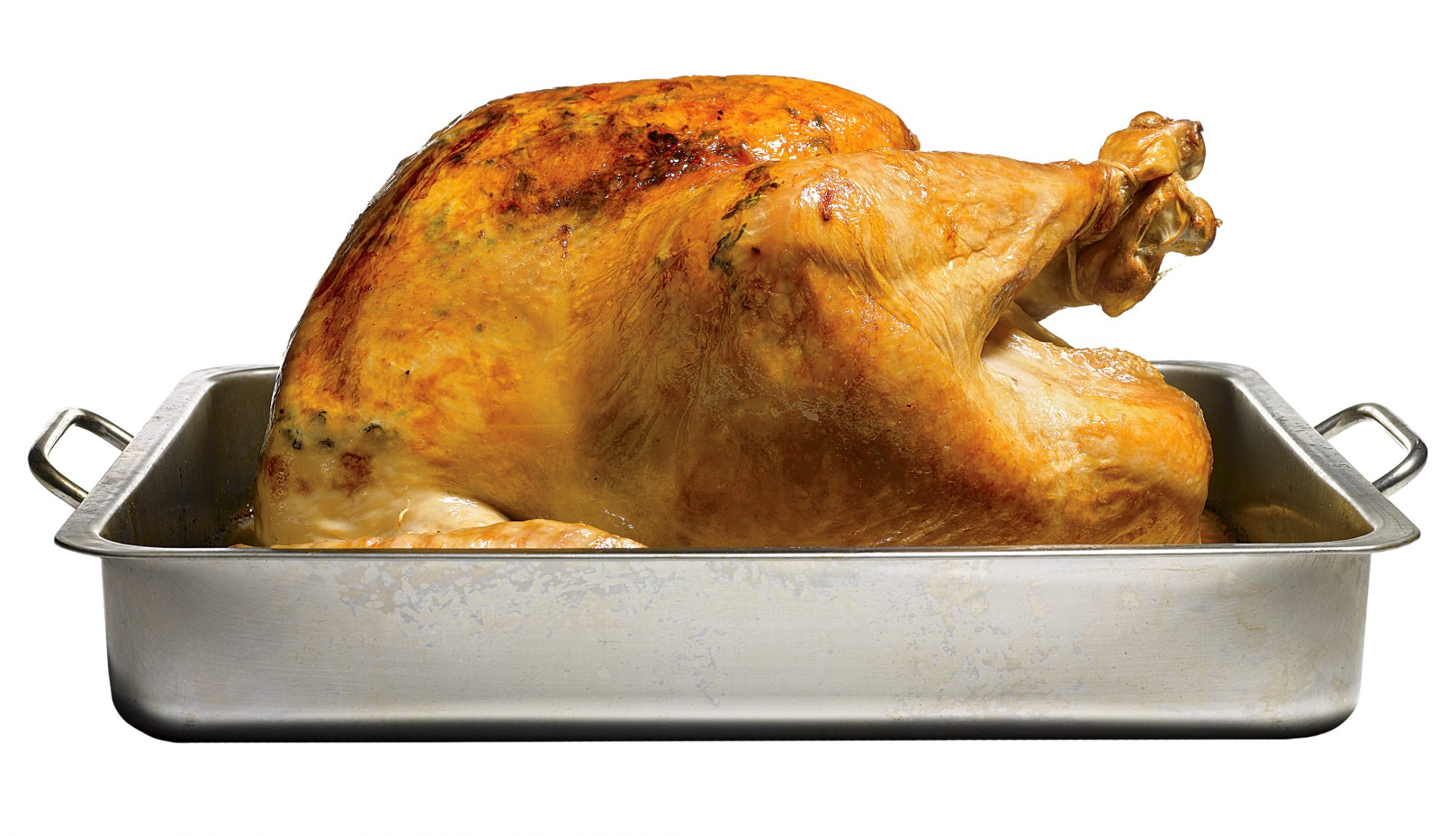 butter-basted turkey