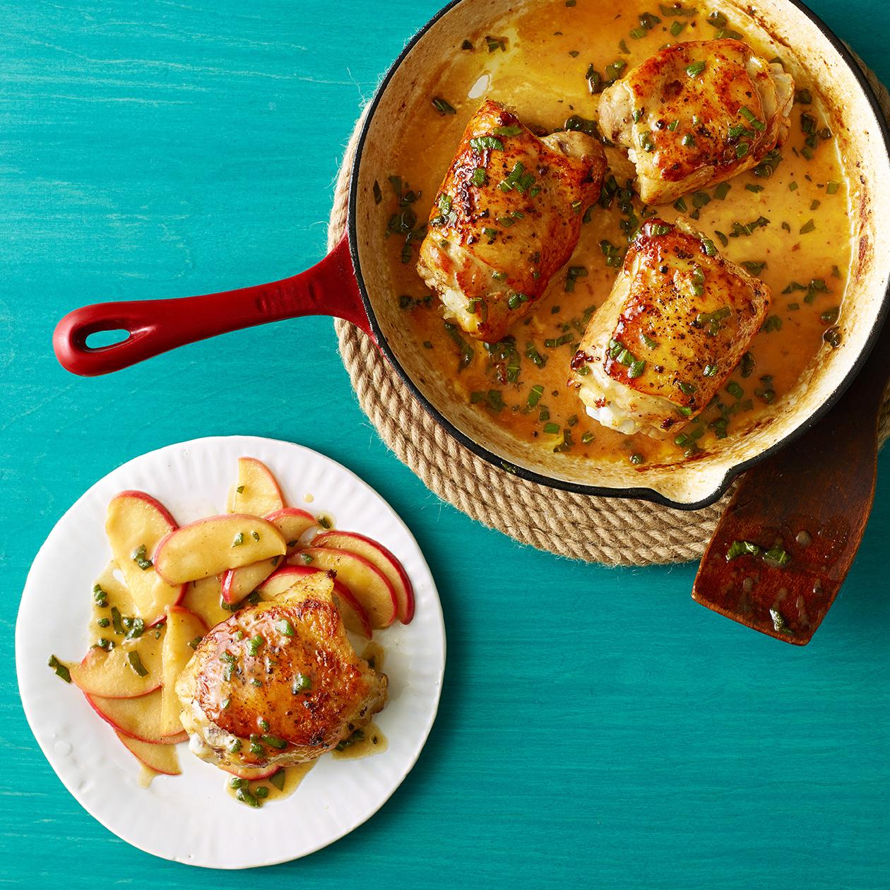 Cider Chicken