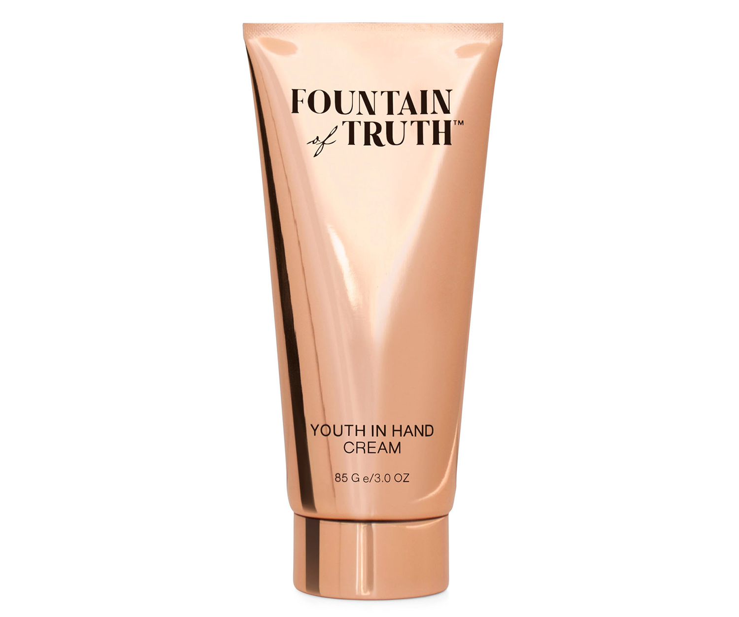 youth in hand cream from fountain of truth