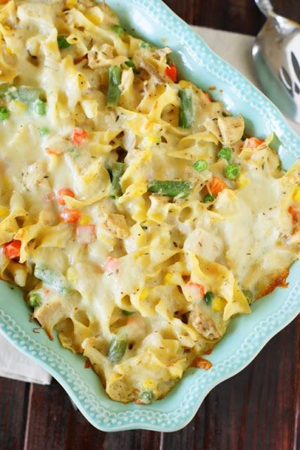 Leftover-Turkey-Noodle-Casserole 8