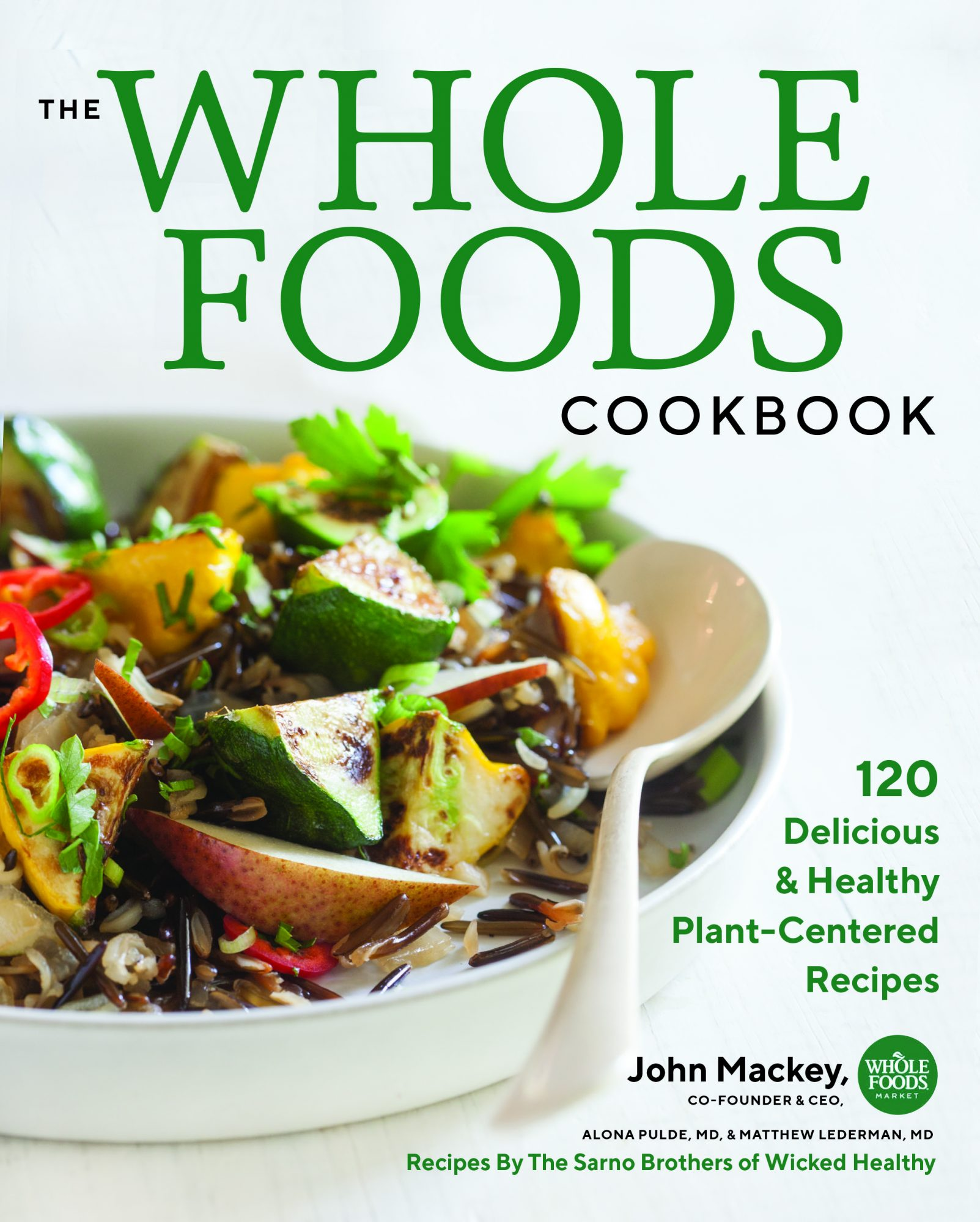 Whole Foods Cookbook Cover