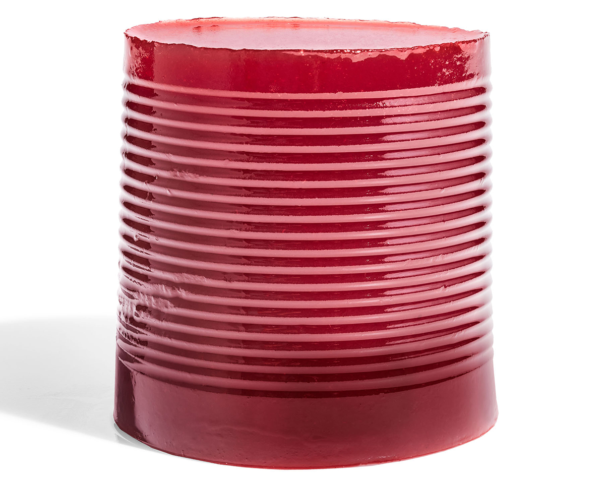 cranberry sauce from a can