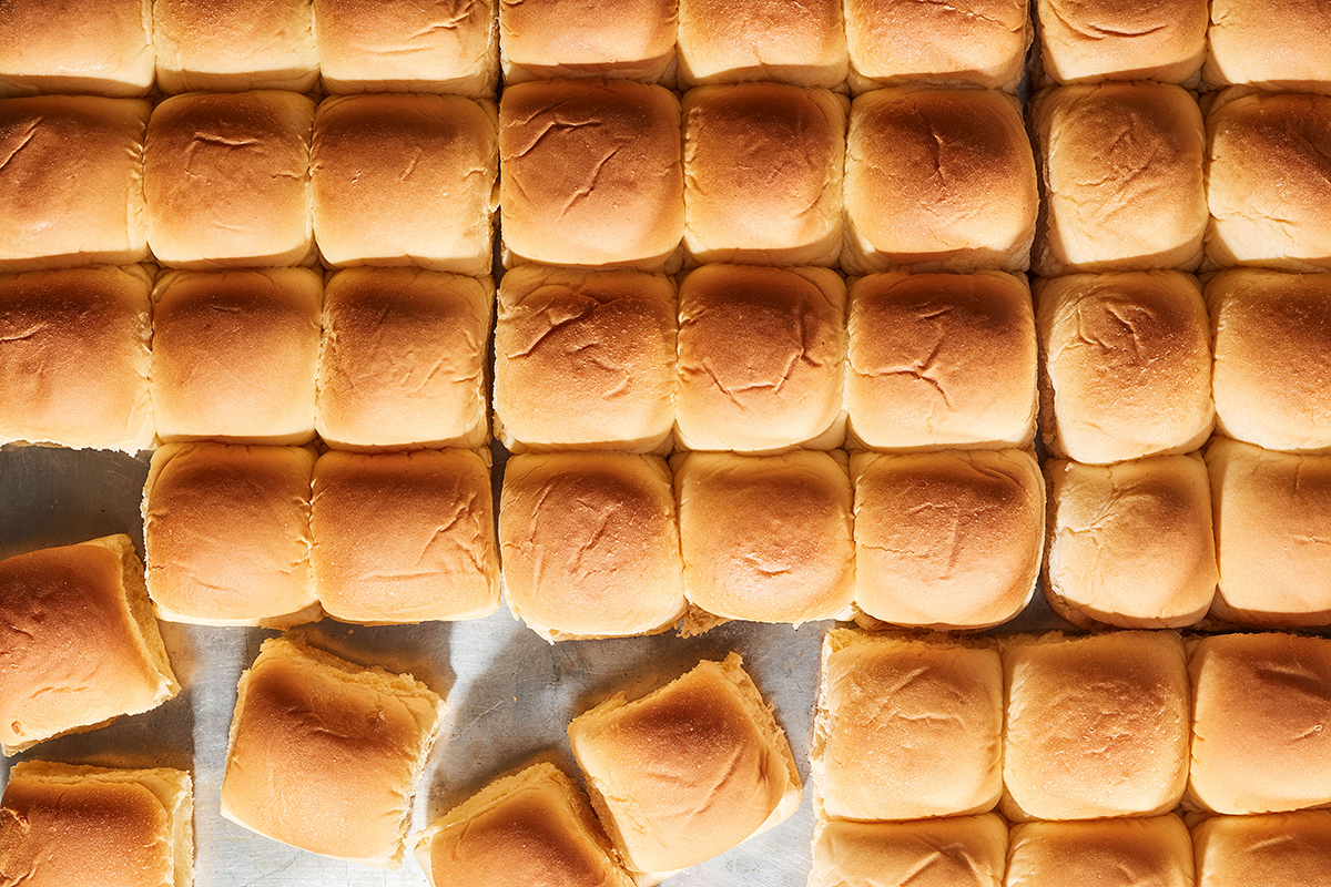 store bought rolls
