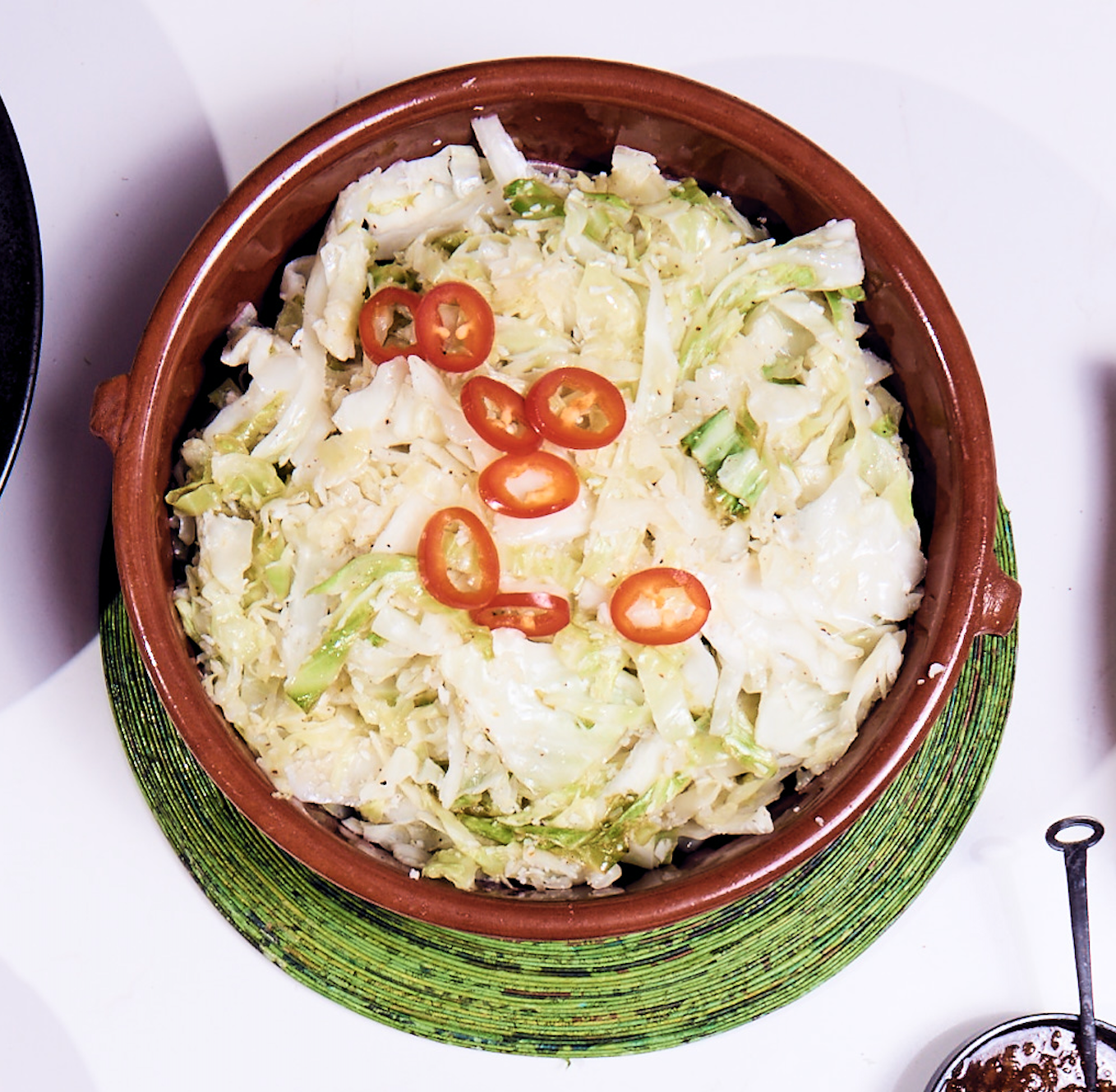 cabbage-with-coconut