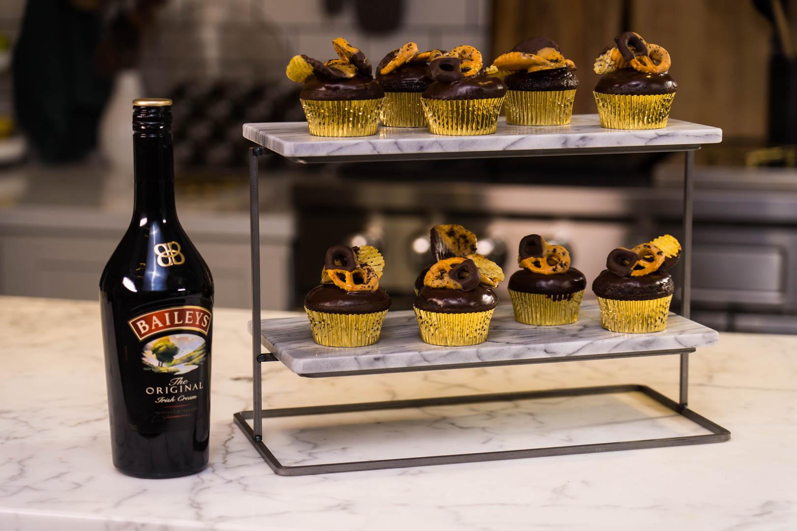 Baileys Mini Cakes