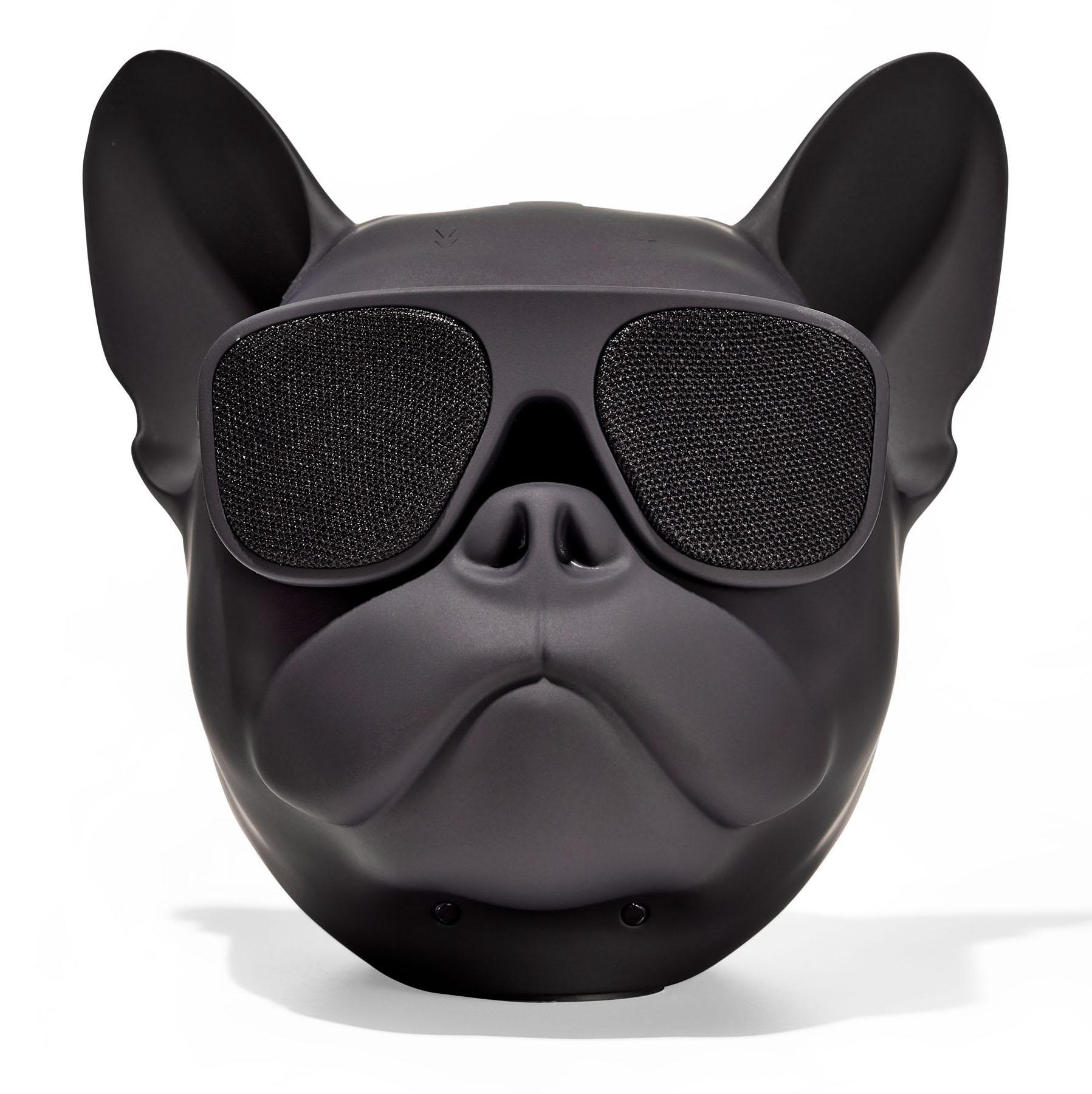 dog head shaped speaker