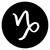 capricorn zodiac sign illustration