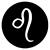 leo zodiac sign illustration