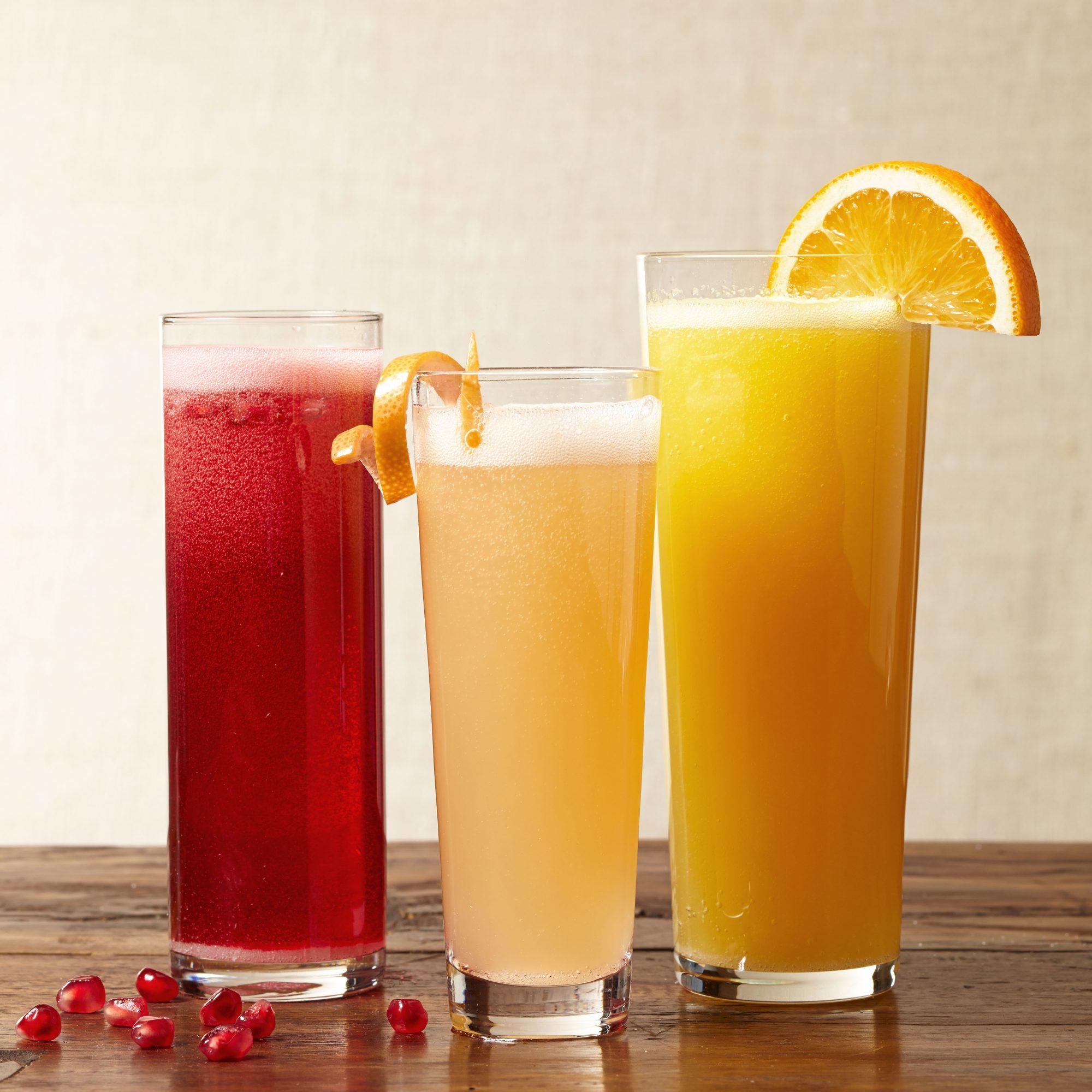 Grapefruit-Lemon Spritzer