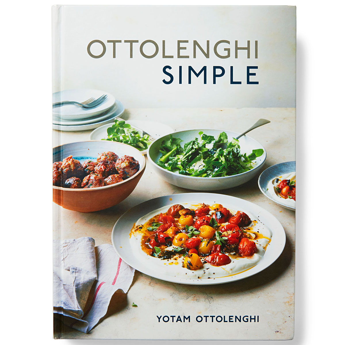Simple Cookbook by Yotam Ottolenghi