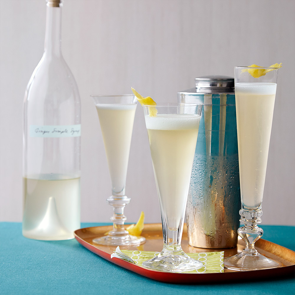Ginger French 75