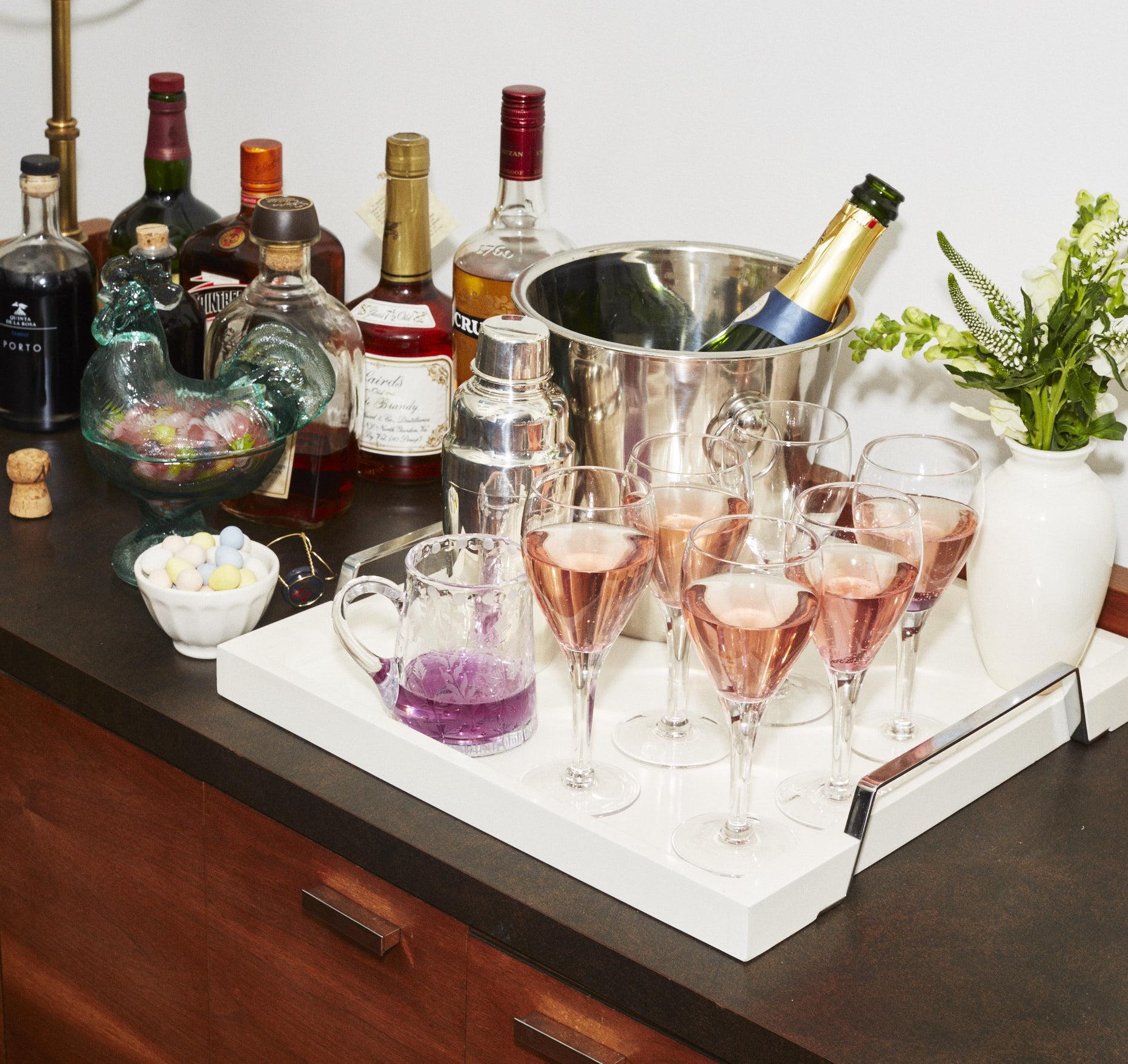 Lavender Royale Cocktail