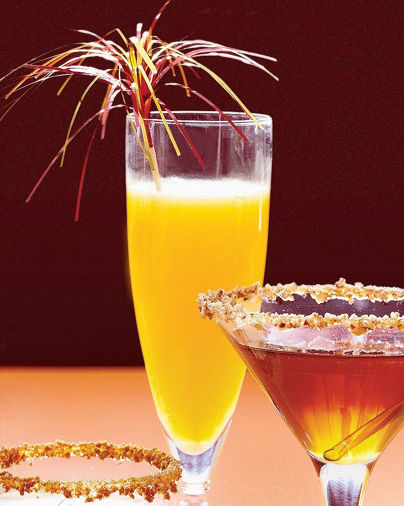 Tangerine Sparkler