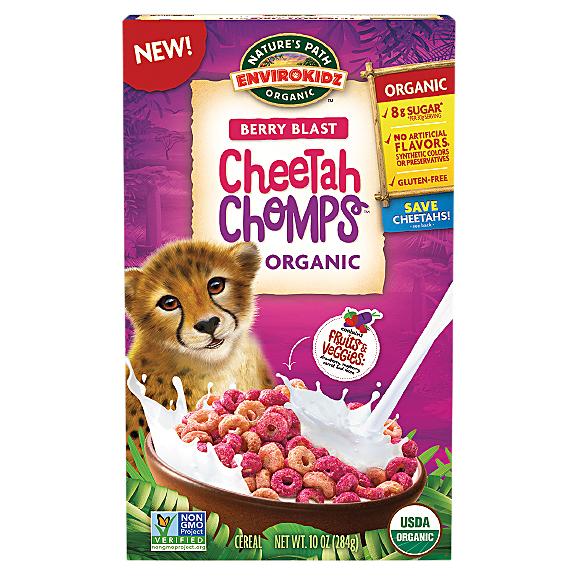Envirokidz Cheetah Chomps