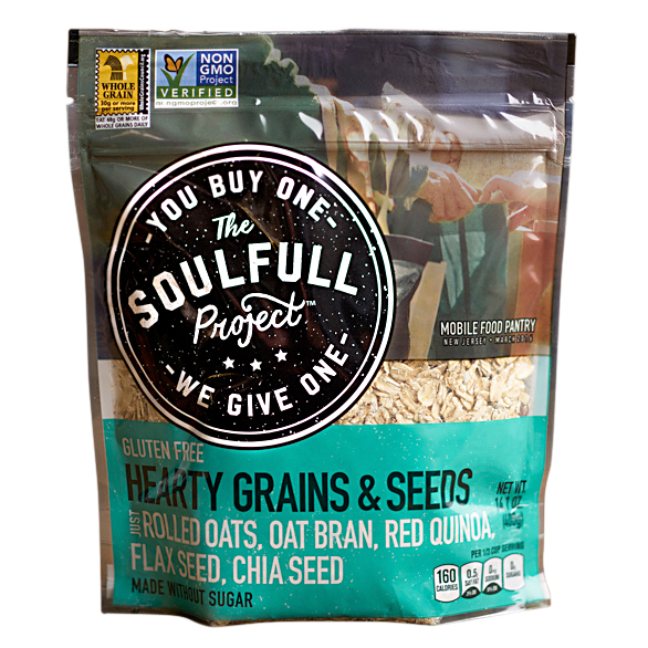 Hearty Grains & Seeds Hot Cereal