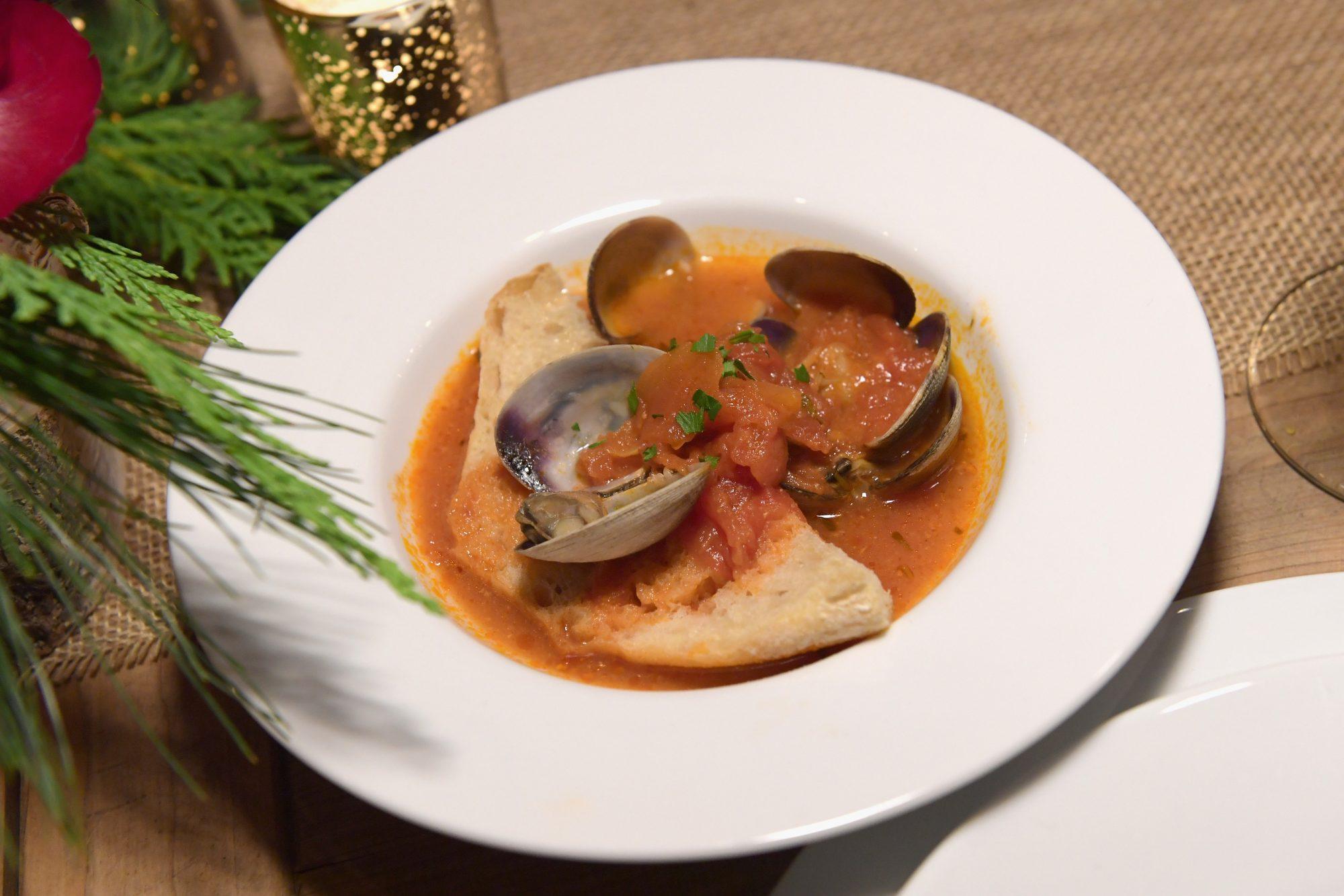 RAOS Clam Soup