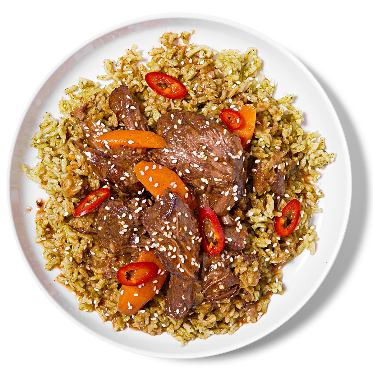 Hoisin Beef with Chinese Five-Spice