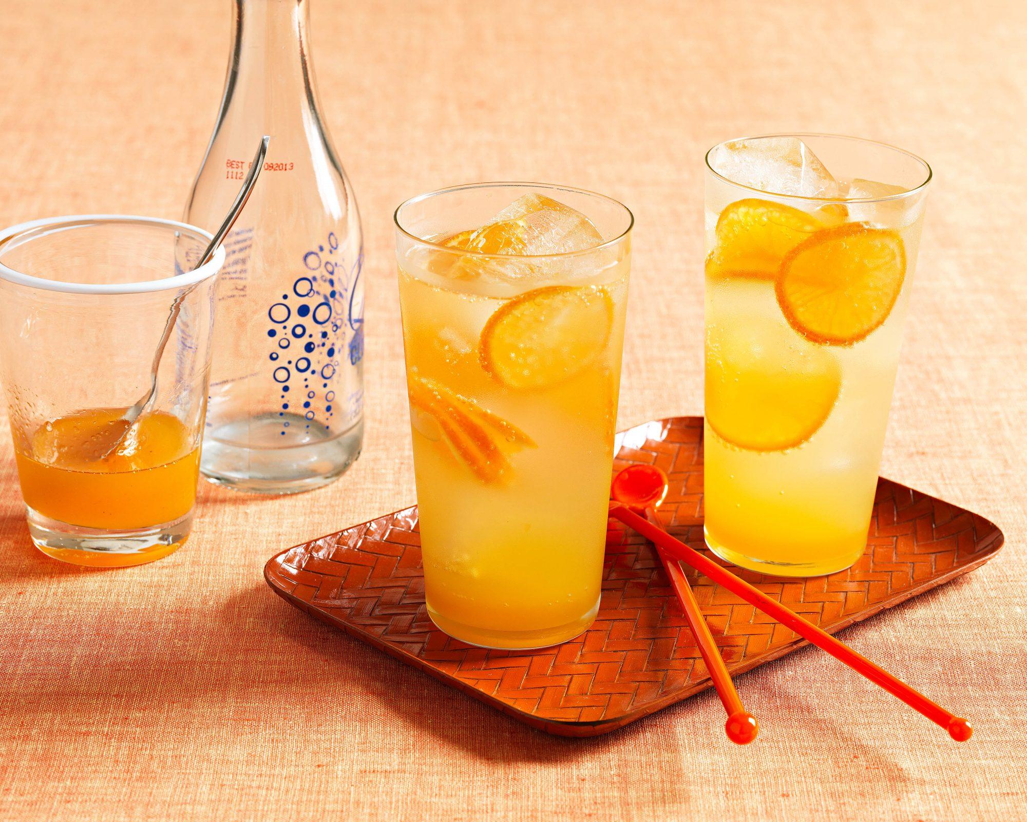 fizzy citrus sodas