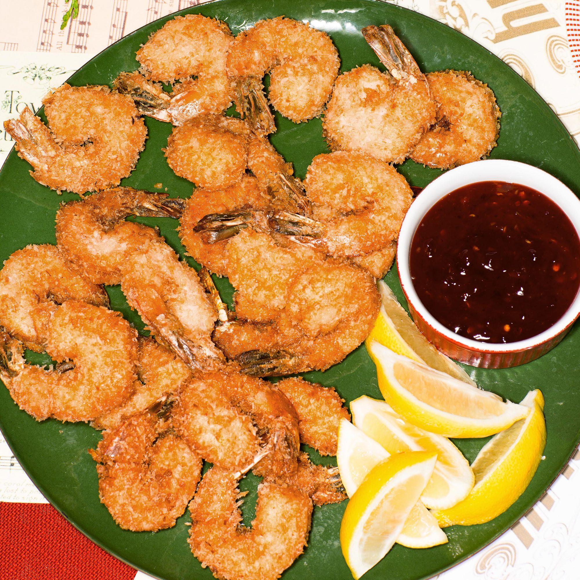 Jingle Bell Rock Shrimp