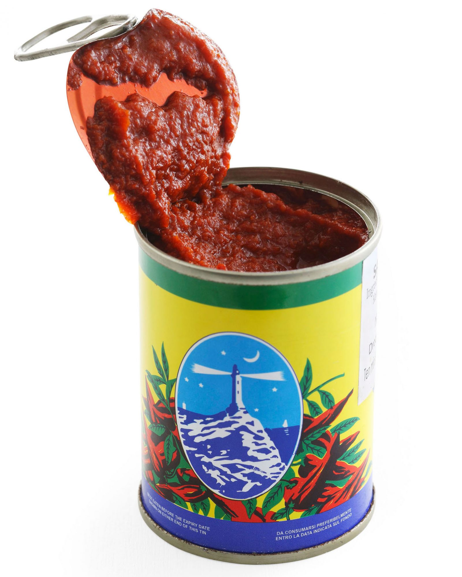 canned harissa hot sauce