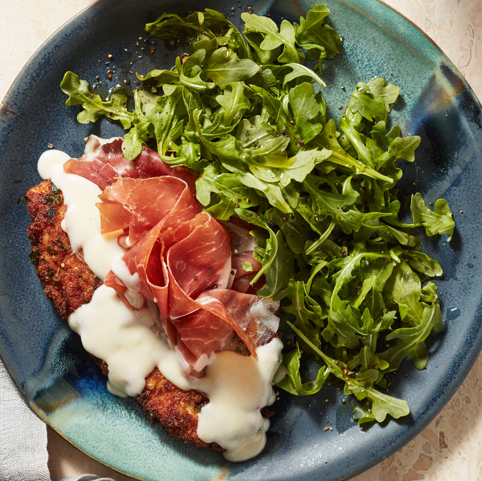 Bolognese-Style Chicken Cutlets